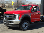 2018 F-450 Regular Cab DRW 4x4, Cab Chassis #6355 - photo 4