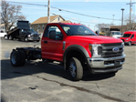 2018 F-450 Regular Cab DRW 4x4, Cab Chassis #6355 - photo 1