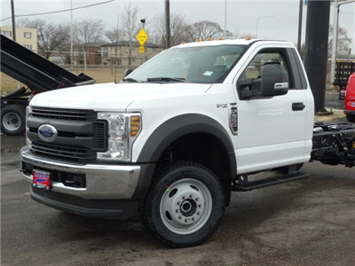 2018 F-550 Regular Cab DRW 4x4, Cab Chassis #6356 - photo 4