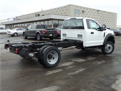 2018 F-550 Regular Cab DRW 4x4, Cab Chassis #6356 - photo 2