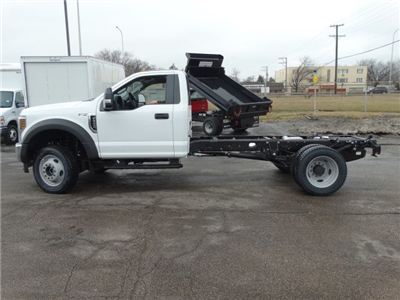 2018 F-550 Regular Cab DRW 4x4, Cab Chassis #6356 - photo 8