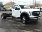 2018 F-550 Regular Cab DRW 4x4, Cab Chassis #6356 - photo 1
