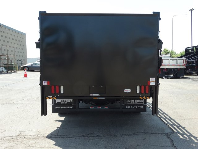 2018 F-450 Regular Cab DRW 4x2,  Knapheide Stake Bed #6365 - photo 10