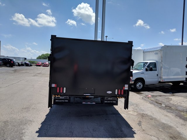 2018 F-450 Regular Cab DRW 4x2,  Knapheide Stake Bed #6365 - photo 4