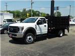 2018 F-450 Regular Cab DRW 4x2,  Knapheide Stake Bed #6365 - photo 1