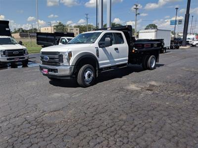2018 F-450 Super Cab DRW 4x2,  Galion 100U Dump Body #6368 - photo 1