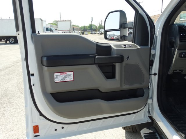 2018 F-450 Regular Cab DRW 4x2,  Rugby Landscape Dump #6385 - photo 10
