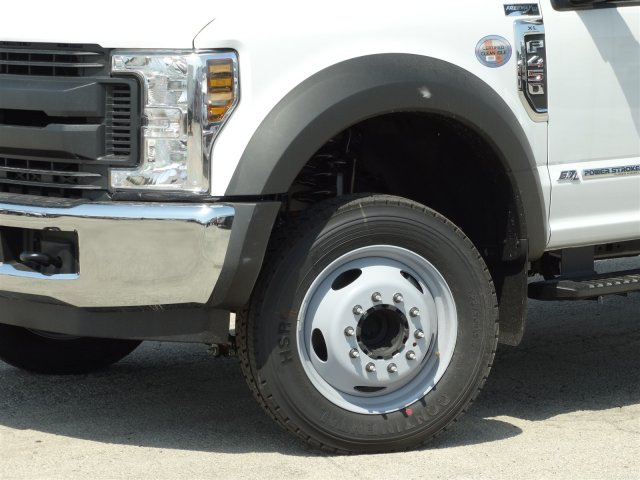 2018 F-450 Regular Cab DRW 4x2,  Rugby Landscape Dump #6385 - photo 5