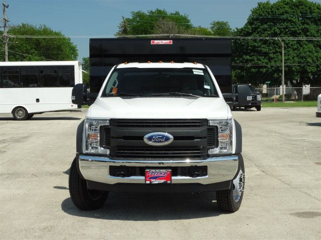 2018 F-450 Regular Cab DRW 4x2,  Rugby Landscape Dump #6385 - photo 6