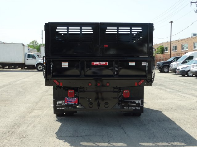 2018 F-450 Regular Cab DRW 4x2,  Rugby Landscape Dump #6385 - photo 7