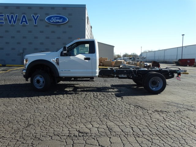 2019 F-450 Regular Cab DRW 4x2,  Cab Chassis #6391 - photo 12