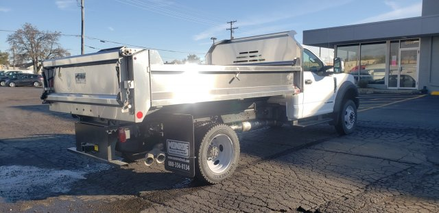 2019 F-450 Regular Cab DRW 4x2,  Monroe Dump Body #6393 - photo 2