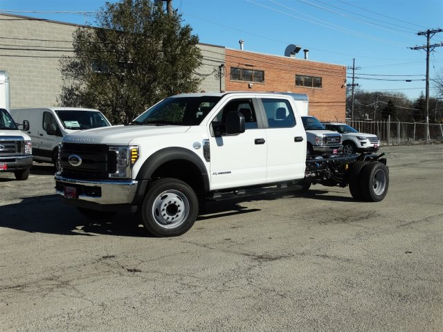 2019 F-450 Crew Cab DRW 4x2,  Cab Chassis #6403 - photo 3