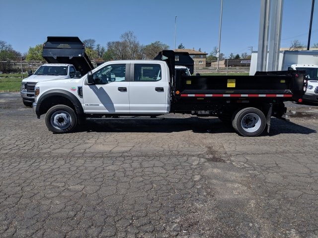 2019 F-450 Crew Cab DRW 4x2,  Cab Chassis #6403 - photo 4