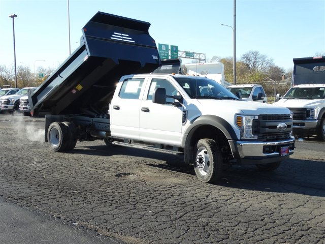 2019 F-450 Crew Cab DRW 4x2,  Monroe MTE-Zee Dump Body #6404 - photo 1