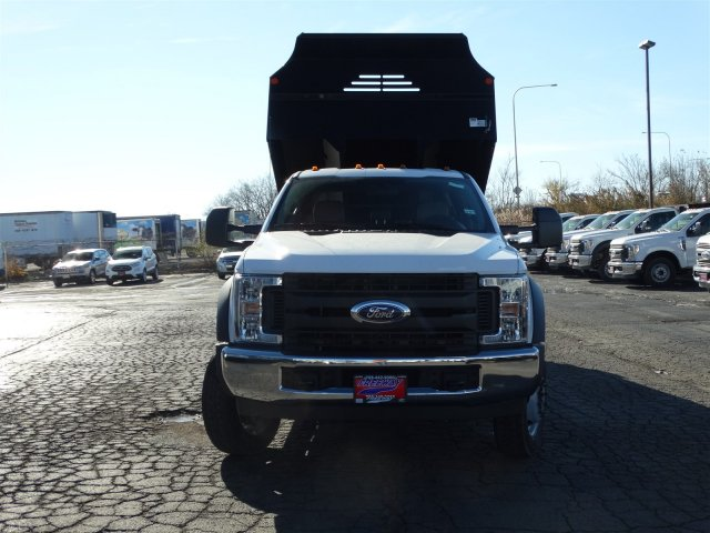 2019 F-450 Crew Cab DRW 4x2,  Monroe MTE-Zee Dump Body #6404 - photo 14