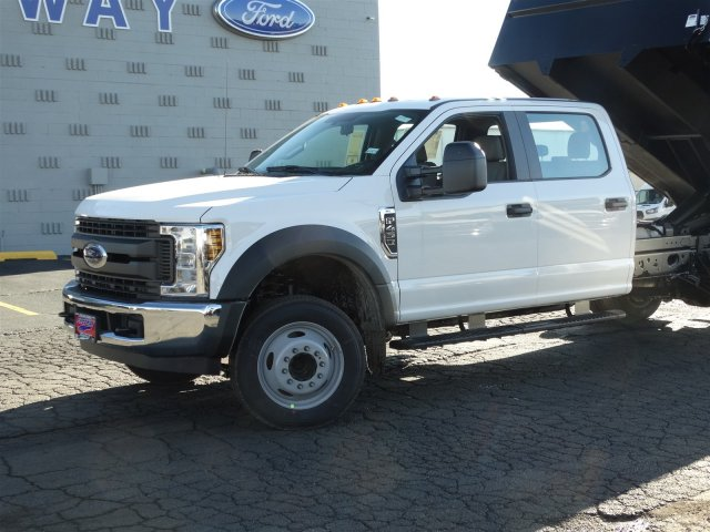 2019 F-450 Crew Cab DRW 4x2,  Monroe MTE-Zee Dump Body #6404 - photo 16