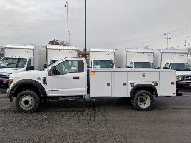 2019 F-450 Regular Cab DRW 4x2,  Monroe Service Body #6422 - photo 3