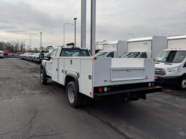 2019 F-450 Regular Cab DRW 4x2,  Monroe Service Body #6422 - photo 2