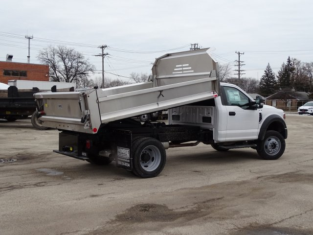 2020 Ford F-450 Regular Cab DRW 4x4, Monroe Dump Body #6542 - photo 1