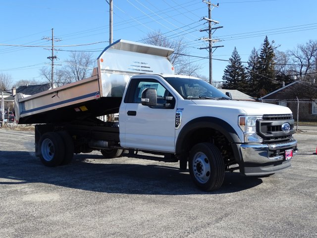 2020 Ford F-450 Regular Cab DRW RWD, Monroe Dump Body #6546 - photo 1
