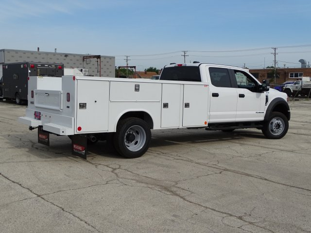 2020 Ford F-550 Crew Cab DRW 4x4, Reading Service Body #6568 - photo 1