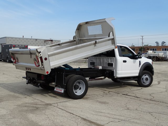 2020 Ford F-450 Regular Cab DRW 4x2, Rowe Truck Equipment Dump Body #6578 - photo 1