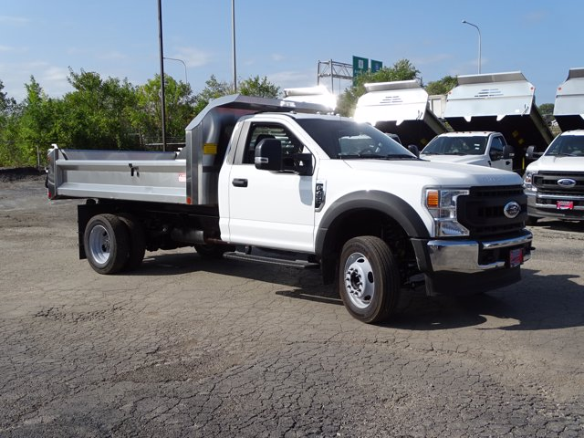 2020 Ford F-450 Regular Cab DRW 4x2, Crysteel Dump Body #6591 - photo 1