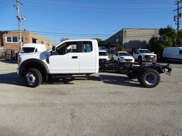 2020 Ford F-450 Super Cab DRW 4x4, Cab Chassis #6597 - photo 1