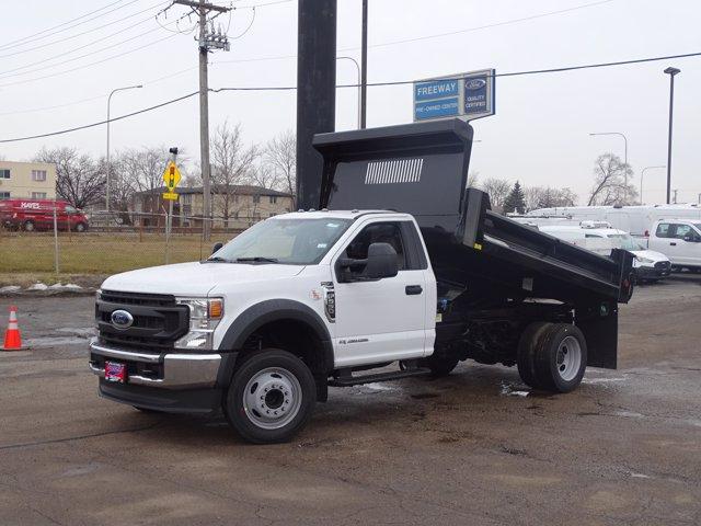 2021 Ford F-550 Regular Cab DRW 4x2, DuraClass Dump Body #6634 - photo 1