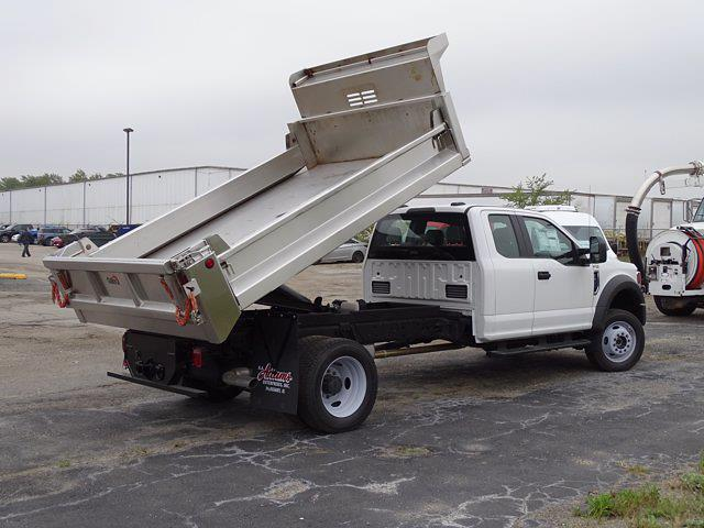 2021 Ford F-450 Super Cab DRW 4x4, Cab Chassis #6653 - photo 1