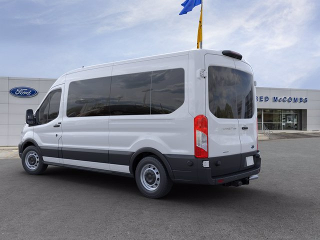 2020 Ford Transit 350 Med Roof 4x2, Passenger Wagon #103808 - photo 1