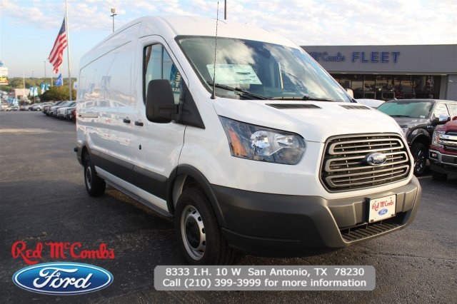 2017 Transit 150 Medium Roof, Cargo Van #712593 - photo 3