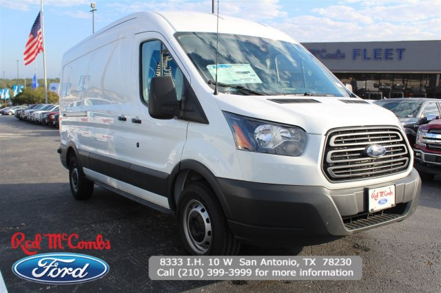 2017 Transit 150 Medium Roof, Cargo Van #712722 - photo 3