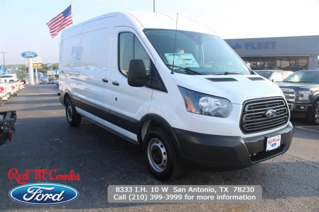 2017 Transit 150 Medium Roof, Cargo Van #713547 - photo 3