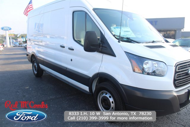 2017 Transit 150 Medium Roof, Cargo Van #713547 - photo 5