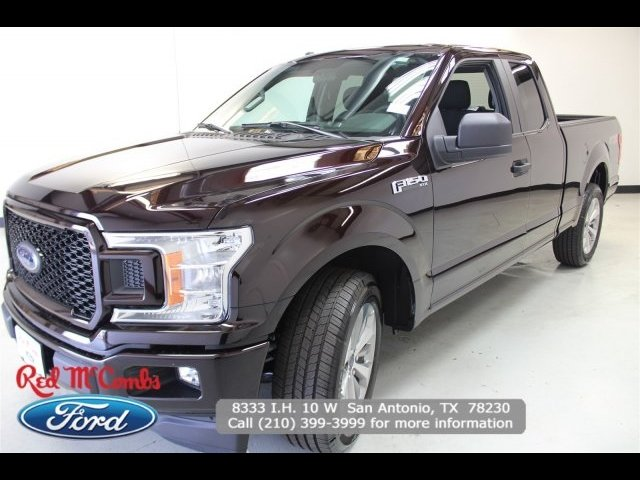 2018 F-150 Super Cab, Pickup #810068 - photo 1