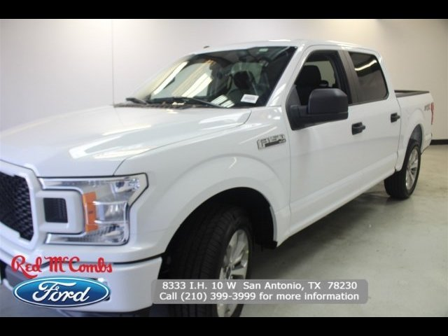 2018 F-150 SuperCrew Cab, Pickup #810069 - photo 1