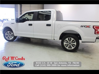 2018 F-150 SuperCrew Cab, Pickup #810069 - photo 5