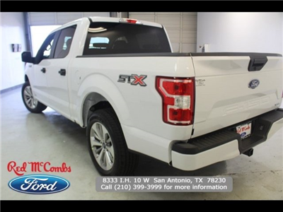 2018 F-150 SuperCrew Cab, Pickup #810069 - photo 2