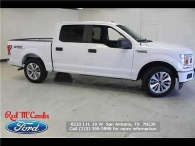 2018 F-150 SuperCrew Cab, Pickup #810069 - photo 7
