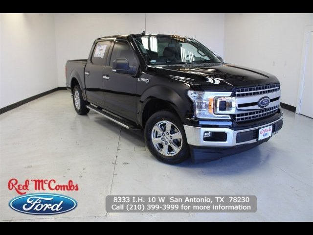 2018 F-150 Crew Cab, Pickup #810132 - photo 3