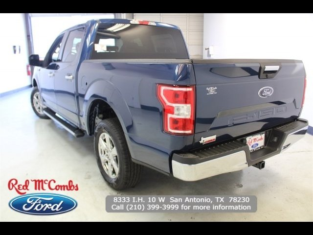 2018 F-150 SuperCrew Cab, Pickup #810172 - photo 2