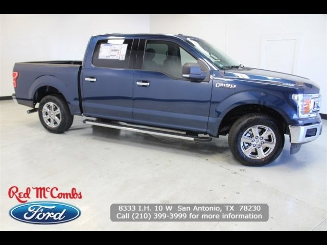 2018 F-150 SuperCrew Cab, Pickup #810172 - photo 7