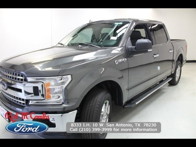 2018 F-150 SuperCrew Cab 4x2,  Pickup #810202 - photo 1