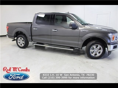 2018 F-150 SuperCrew Cab 4x2,  Pickup #810202 - photo 7