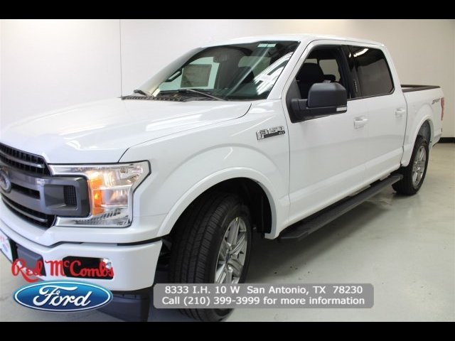 2018 F-150 SuperCrew Cab 4x2,  Pickup #810216 - photo 1