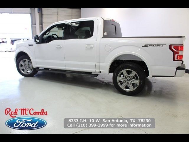 2018 F-150 Crew Cab, Pickup #810216 - photo 3