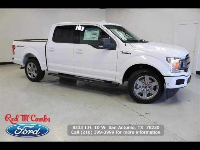 2018 F-150 Crew Cab, Pickup #810216 - photo 7