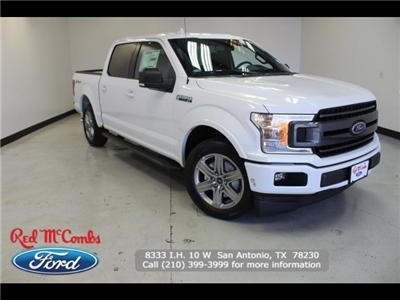 2018 F-150 Crew Cab, Pickup #810216 - photo 5
